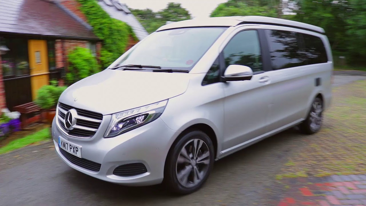 Motorhome Review: Mercedes Benz Marco Polo - YouTube