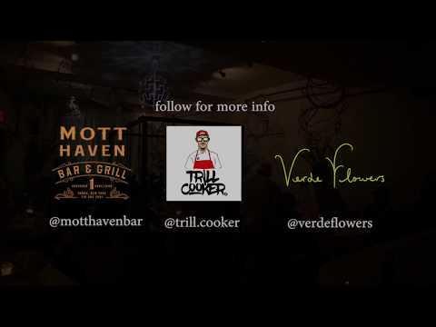 Trill Cooker x Mott Haven Bar & Grill EAT.PRAY.LOVE