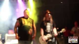 "Plummer River Rally 2013 ""Only Warning"" LIVE by Moccasin Creek"