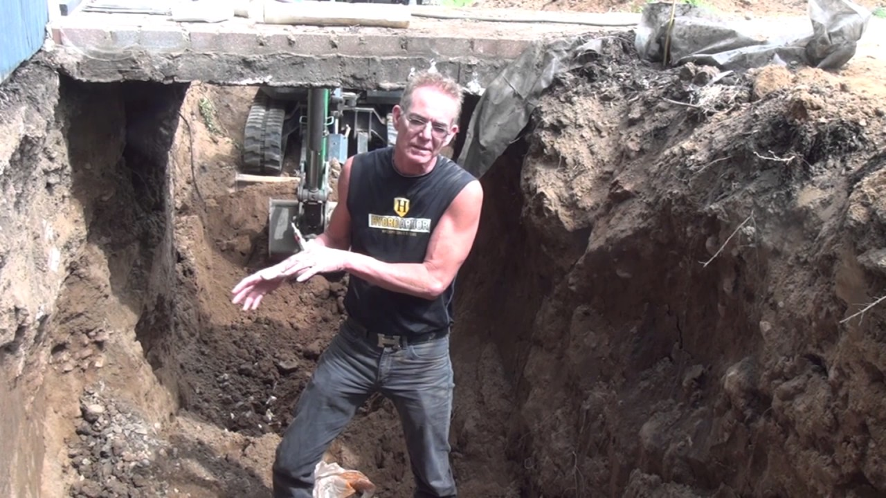 NJ PA USA Face Time Basement/Foundation Waterproofing Prices Costs Estimates - Phone or Tablet  sc 1 st  YouTube & NJ PA USA Face Time Basement/Foundation Waterproofing Prices Costs ...