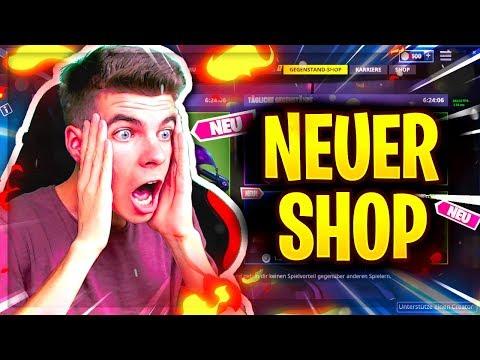 🔴JETZT!💪NEUER SHOP💪Streamen bis zum NEUEN Shop! | Fortnite Live Deutsch Shop