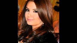 Turkic beauty Aysel Teymurzadeh / Azerbaijani Eurovision 2009 singer