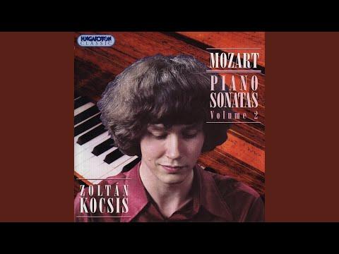 Sonata No. 16 in B flat major, K. 570: III. Allegretto