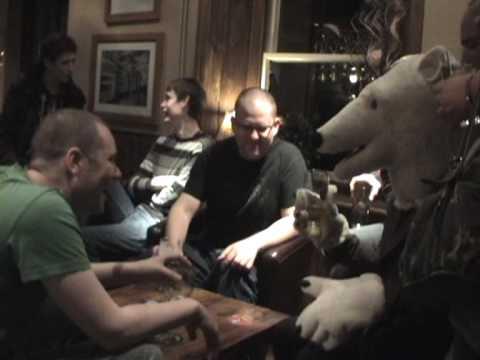 Polar Bears - Alphabet Backwards