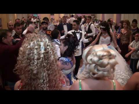 Stefan de la barbulesti, ce frumoasa-i nunta asta, ginerica si mireasa, Nunta Anului 2016