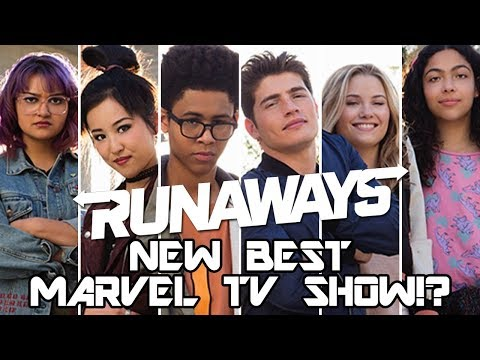 NEW ERA FOR MARVEL!? - Runaways Season 1 Review