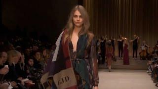 """BURBERRY PRORSUM"" London Fashion Week Fall Winter 2014 2015 by Fashion Channel"
