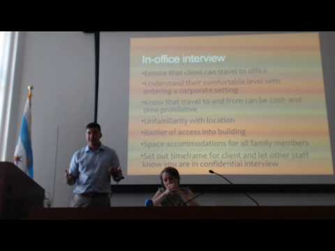 How to Interview Your Legal Aid Client (06/13/2017)