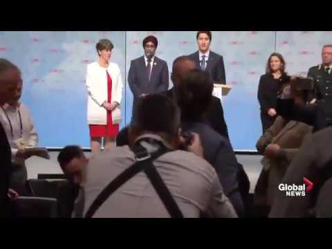 Canadian Youth oppose the Trudeau Kinder Morgan Pipeline