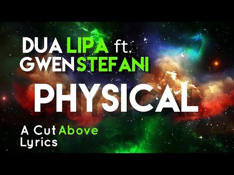 Dua Lipa ft. Gwen Stefani - Physical remix (Lyrics)