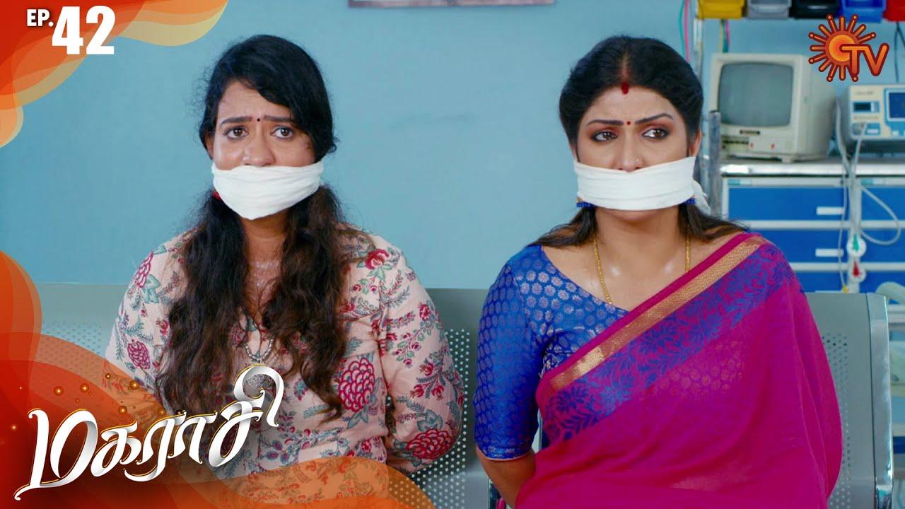 Download Magarasi - Episode 42 | 7th December 19 | Sun TV Serial | Tamil Serial