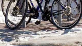 Tips for Winter Biking
