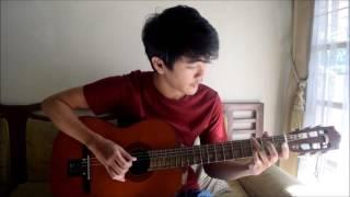 Manuk Dadali (Traditional Song Indonesian) - Cover Guitar