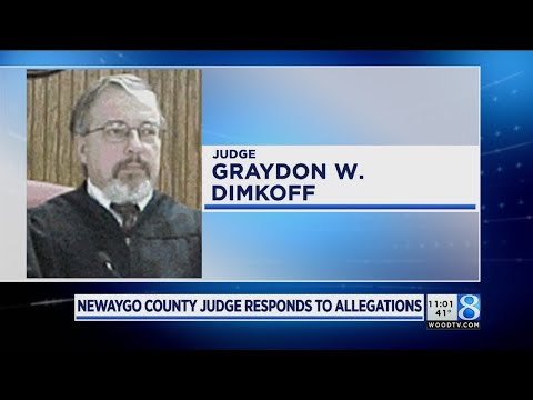 Newaygo Co. judge accused of sexual harassment on leave