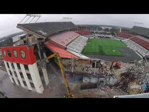 Citrus Bowl Demolition (Phase I of Reconstruction)