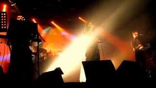 LAIBACH live LEBEN TOD:  Nürnberg Rockfabrik-Dec 07 2014