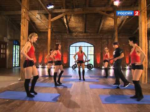 Зарядка с Юлией Барсуковой и Маратом Канкадзе 2
