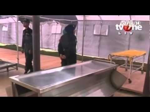 VTC14_Vụ QZ8501: Một số gia đình từ chối giải phẫu tử thi nạn nhân