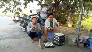 Bất ngờ cậu bé bán trứng ca bolero làm cả chợ sửng sốt _ hài ca nhạc Nguyễn vịnh