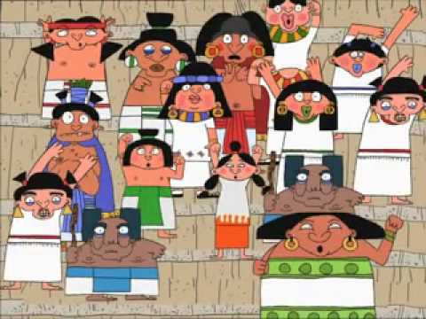 HH 1x14   Angry Aztecs