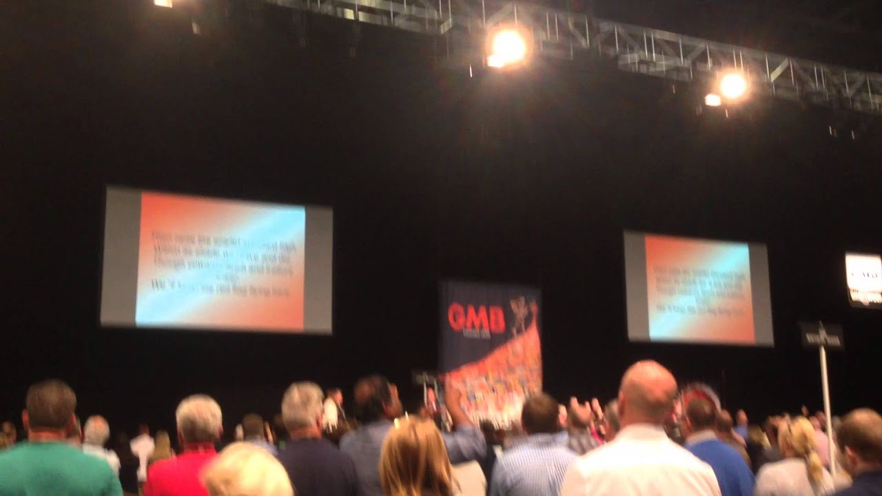GMB Congress 2015 the red flag