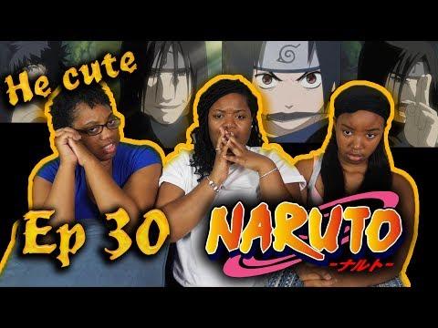 OROCHIMARU!!!😱 Naruto - Episode 30 The Sharingan Revived: Dragon-Flame Jutsu Family/Group Reaction
