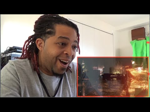 """The Flash Season 2 Episode 2 """"Flash of Two Worlds"""" - Reaction"""