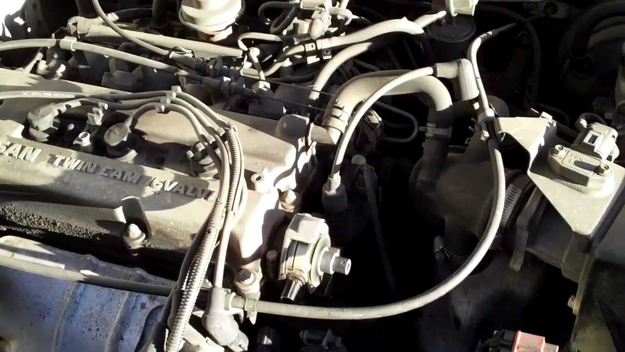 Why Your Altima or Sentra Won't Start & How to Fix it  YouTube