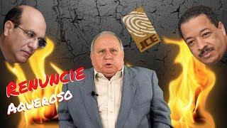 El Dr. Fadul estremece la Junta Central Electoral ¡Renuncie, Asqueroso!