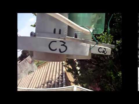 kit carona C3 C2 de carona [video inédito]