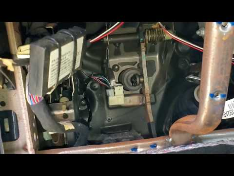 Chrysler 300 Dodge Charger Brake Light Switch Replacement