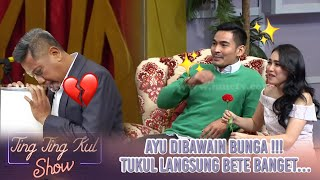 Download Video Robby Purba Datang Bawa Bunga Buat Ayu Ting Ting, Ayu Salting  - Ting Ting Kul Show (4/12) MP3 3GP MP4