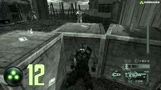 Tom Clancy's Splinter Cell - Pandora Tomorrow [PC] walkthrough part 12