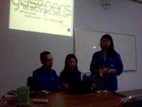 presentasi business plan mahasiswa STIE Surakarta