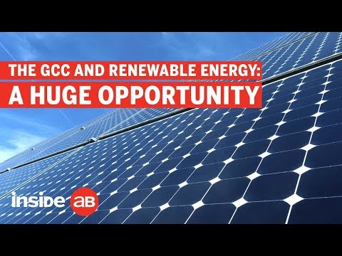 The GCC and renewable energy: a huge opportunity