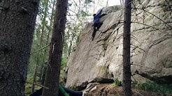 #12: Mälikkälä, uusi boulderointialue Turussa.