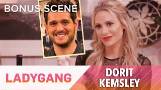 Dorit Kemsley Is All About Michael Buble! | LadyGang | E!