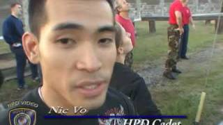 Cadet Vo Sets HPD Academy Push-up Record | Houston Police Department
