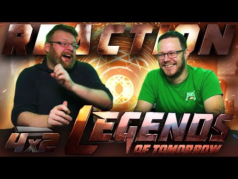 """Legends of Tomorrow 4x2 REACTION!! """"Witch Hunt"""""""