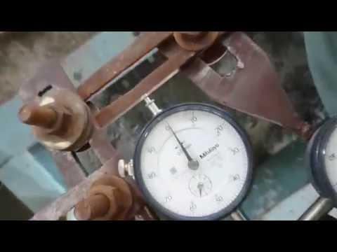 millwright fitter 6 harishankar  Pump to motor alignment