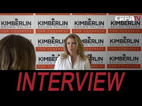 CRPA INTERVIEWS: Kimberlin Brown-Pelzer (CA-36)