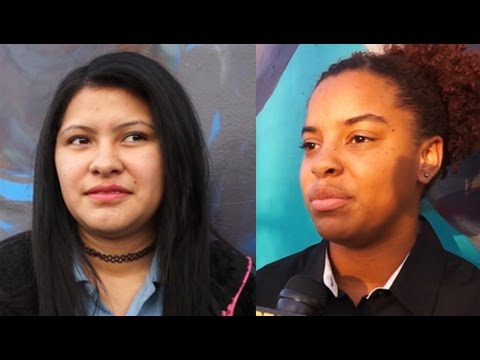 Baltimore's Latino Youth Speak Out After Donald Trump's Victory