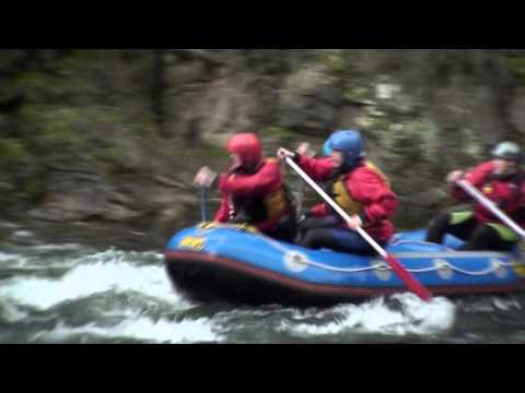 White Water Rafting with Melbourne Adventure Hub