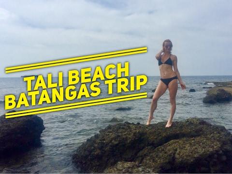 2017 Tali Beach Batangas Trip by HourPhilippines.com