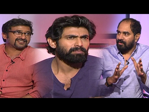Directors Teja & Krish interview Rana on ' The Ghazi Attack ' - TV9