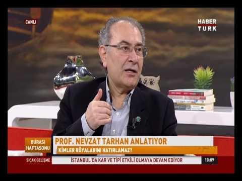 Herkes Rüya Görür Mü, Rüyalar Neyin Habercisi? Prof. Dr. Nevzat Tarhan Habertürk'te Değerlendirdi.