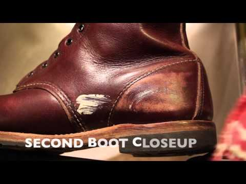 Red Wing 9011 Beckman Boot Care