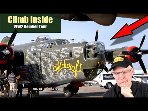 B24 Liberator Bomber Mini-Documentary