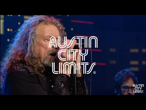 "Robert Plant on Austin City Limits ""Babe, I'm Gonna Leave You"""