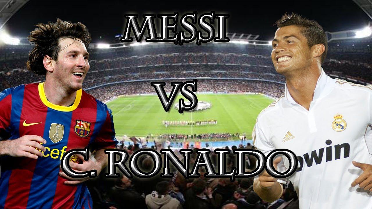 Messi Vs Cristiano Ronaldo Puro Fútbol 2013 HD